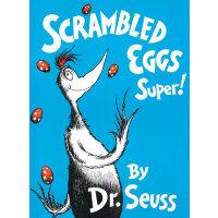 Scrambled Eggs Super [Hardcover] by Dr. Seuss 苏斯博士:超级炒鸡蛋(精装