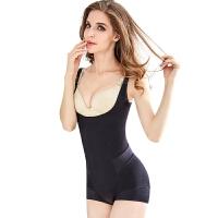 塑身内衣服超薄款产后连体收腹束腰燃脂美体无痕塑形减肚子女