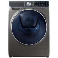 三星(SAMSUNG) 9公斤�L筒洗衣�C全自�又悄茏��l多�S�p�泡泡�艄�能洗�oWW90M74GNOO