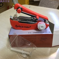 微型手动缝纫机迷你家用便携袖珍小型手持缝纫机简易