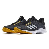 adidas阿迪达斯男子网球鞋2017新款ADIZERO网球比赛训练鞋BY1601