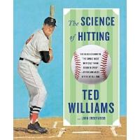 英文原版 棒球击打的科学 巴菲特推荐 The Science of Hitting by Ted Williams