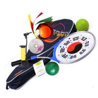 铝合金太极柔力球拍套装 学生太极球中老年柔力球拍