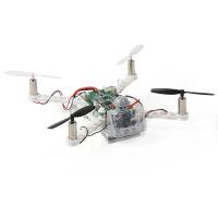 拼装四轴飞行器电动飞机迷你无人机男玩具遥控飞机直升机