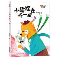 小猫探长吓一跳(彩虹桥系列桥梁书)