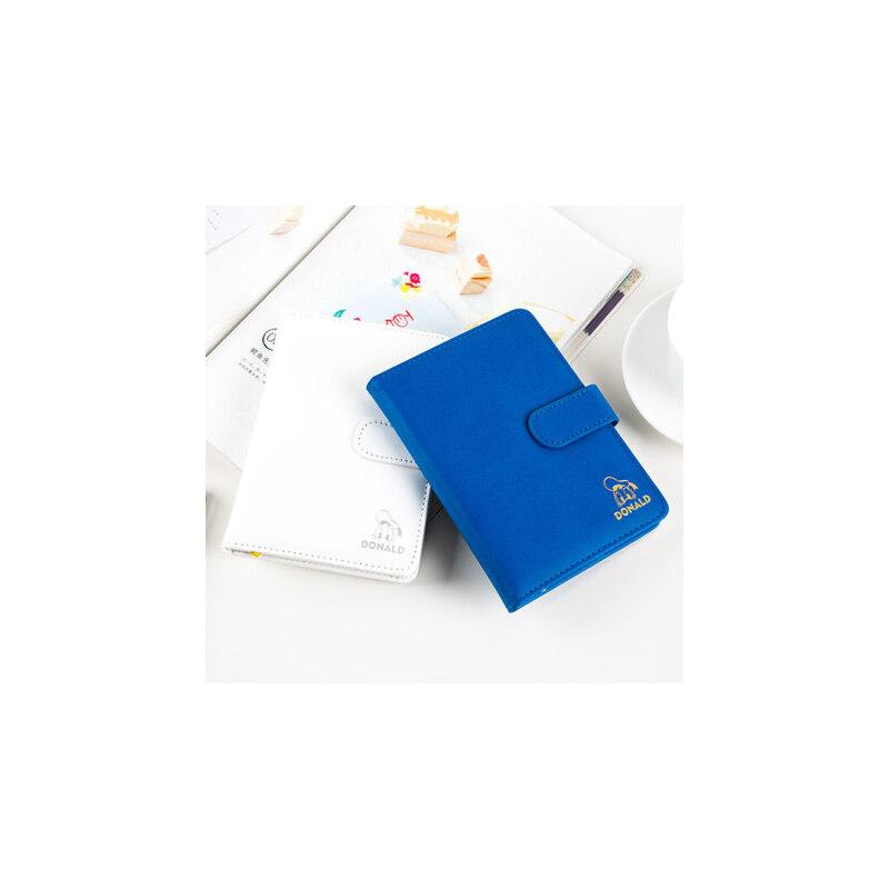 广博唐老鸭学生笔记本子A6日程本每日计划本效率手册日历记事本商务笔记本子时间管理记录日记本文具手帐本子