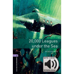 Oxford Bookworms Library: Level 4: Twenty Thousand Leagues