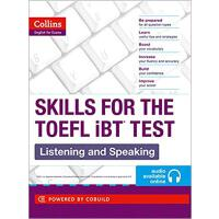【预订】Collins TOEFL Listening and Speaking. 9780007460601