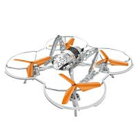 儿童玩具四轴飞行器充电耐摔直升机遥控飞机高清航拍无人机