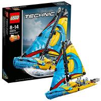 【当当自营】LEGO乐高赛艇 42074