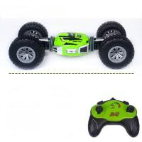 儿童仿真加大号越野遥控车四驱车玩具男孩模型汽车漂移变形车充电玩具礼物 1:8四驱扭变攀爬车