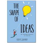 创意的形状:创造力的插图探索 The Shape of Ideas英文原版