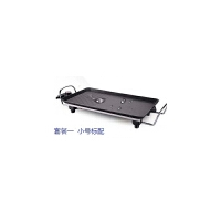韩式家用大号无烟电烧烤炉 韩国电烤盘 商用铁板烧烤肉机
