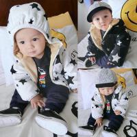 女宝宝衣服冬季1岁9个月男童新生儿棉衣外套冬婴儿加厚保暖外出服