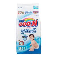 日本大王 GOO.N 维E系列婴儿纸尿裤 尿不湿 纸尿裤L54