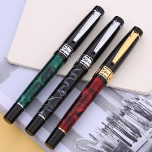 毕加索(pimio)签字笔 915欧亚情怀金属宝珠笔/中性走珠水笔 3色可选 男女商务办公签名笔