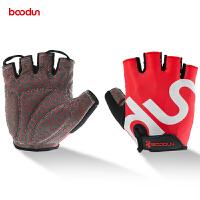 doxa健身手套男女秋冬防滑耐磨护腕护具器械哑铃训练骑行半指运动手套