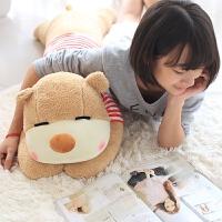趴趴熊抱枕大号公仔毛绒儿童玩具泰迪熊可爱抱抱熊生日礼物女孩