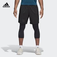 adidas阿迪达斯2018男子4KRFT Sho CC Wv梭织短裤CD7807