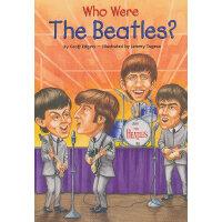 Who Were the Beatles? 漫画名人传记:甲壳虫乐队 ISBN9780448439068