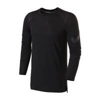 Nike耐克男装长袖T恤圆领针织透气篮球上衣891602