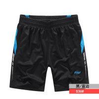 夏男士运动短裤 女跑步五分裤 羽毛球裤薄款透气休闲速干健身训练