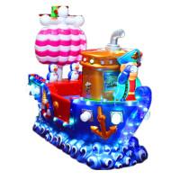 儿童投币摇摇车婴儿带音乐商用摇摆机电动玩具宝宝摇马