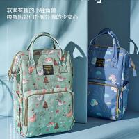 【支持礼品卡】妈咪包双肩包多功能大容量外出婴儿背包手提包妈妈包母婴包 h6w