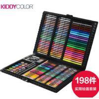 凯蒂卡乐 儿童画画套装工具美术文具学习用品绘画水彩笔蜡笔画笔礼盒礼物