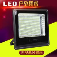 led投光灯200W户外防水射灯工地照明球场室外路灯探照灯工程1000w