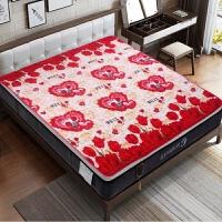 学生铺床垫被褥床褥子单人宿舍0.9m1.5米1.8双人垫子薄夏季可折叠j