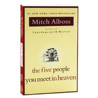 你在天堂里遇到的5个人 英文原版 The Five People You Meet in Heaven