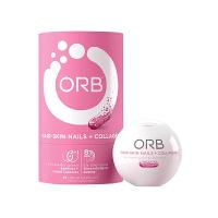 【健康润泽发肤甲】美国ORB 胶原蛋白异黄酮深海鱼油软胶囊 女士型 30粒/瓶