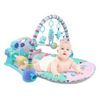 男孩婴儿脚踏钢琴健身架器0-1岁儿童6宝宝玩具男孩女孩3-12个月 男孩