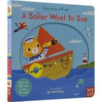 【首页抢券300-100】Sing Along With Me - A Sailor Went To Sea 水手出海