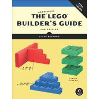 英文原版 爱上乐高:乐高搭建指南 The Unofficial Lego Builder's Guide (Now in Color!)