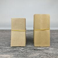 茶叶小泡袋牛皮纸8-10克通用古树红茶绿茶普洱散茶小包装袋
