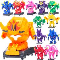 儿童变形玩具果宝战神铠之魂国果宝特工特攻4 凯之魂翻滚爆裂系列
