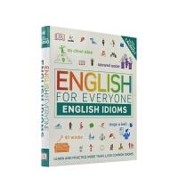 【首页抢券300-100】DK English For Everyone - English Idioms DK人人学英