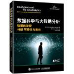 数据科学与大数据分析 数据的发现 分析 可视化与表示