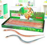 仿真蛇创意木制儿童玩具 动物玩偶 搞怪恶作剧道具 蛇丛林蛇踪