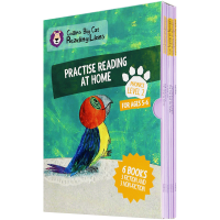 Collins Big Cat Phonics 2 Practice Reading 第二级柯林斯大猫英语分级阅读套装