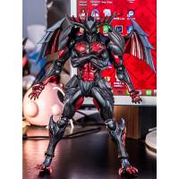 PA改怪物猎人4终极破坏神之甲蝙蝠侠关节可动手办模型玩具人偶