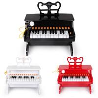 儿童电子琴带麦克风男女宝宝钢琴玩具1-3岁初学者音乐器