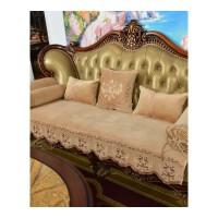 欧式沙发垫防滑四季通用布艺美式真皮沙发套沙发罩全盖