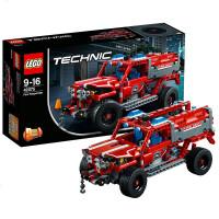 【当当自营】LEGO乐高紧急救援车 42075