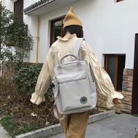 书包女韩版原宿校园简约高中大学生少女双肩背包