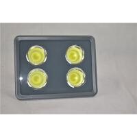 led投光灯户外防水庭院路灯室外射灯聚光塔吊灯厂房照明 200W工程高亮款\白光