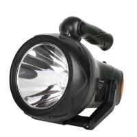 雅格手提灯LED充电式 超亮探照灯远射照明灯 10w强光YG-5708