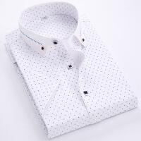 花衬衫男士长袖青年休闲印花夏季寸衫修身韩版潮流刺绣薄款衬衣